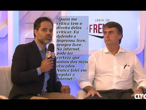 """Jair Bolsonaro critica Lula e provoca Alckmin: """"Fica vexatório ele perder pra mim em São Paulo"""""""