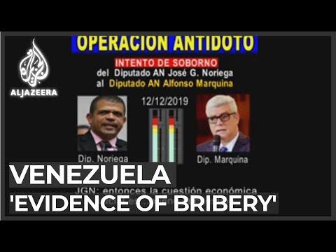 Venezuela opposition claims