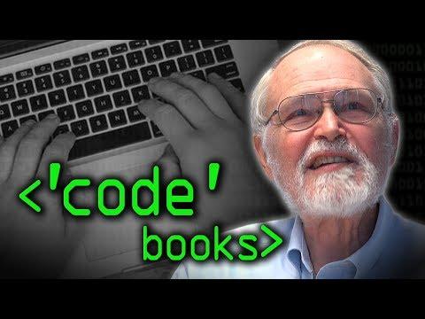 """Code"" Books (Prof Brian Kernighan) - Computerphile"