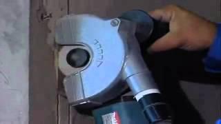 Штробление стен(Строительный портал http://donosvita.org/ представляет видео о штроблении стен., 2012-04-17T10:10:24.000Z)