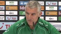 Bittere Bescherung: Hannover feuert Mirko Slomka | Hannover 96 entlässt Trainer Mirko Slomka