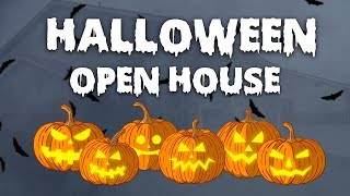 Halloween Fire Station 9 Open House