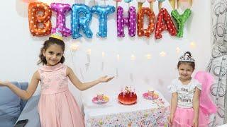 حفلة عيد ميلاد ماسة | happy birthday