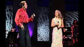 Engelbert and Granddaughter Olivia Taliaferro I'm Glad I Danced With You (The Man I Want to Be)
