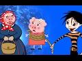 ✔Пеппа Мультфильм Бабушка СТАЛА Вампиром!!! 5 серия. Свинка мультик для детей на Русском новые серии