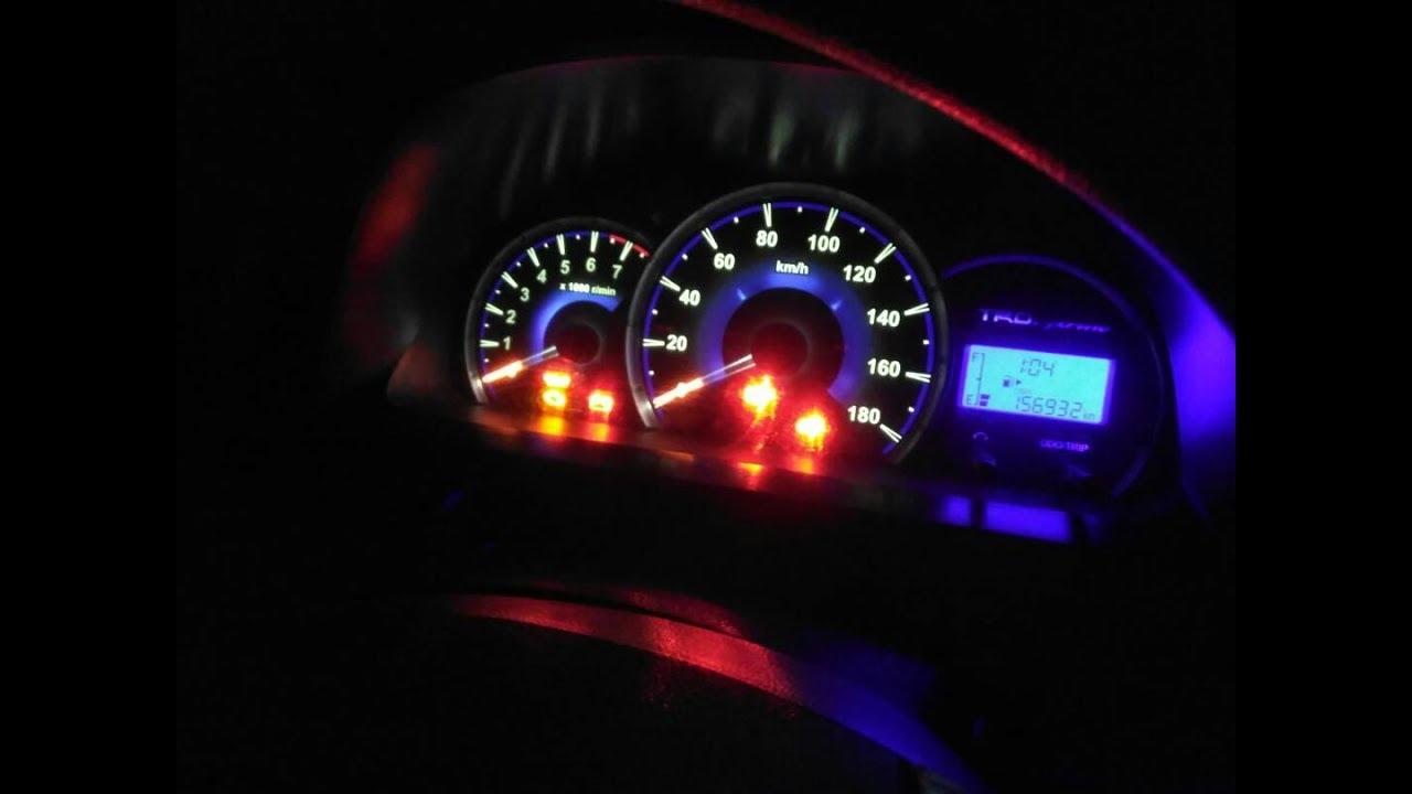 speedometer grand new veloz kelemahan avanza xenia spd custom youtube