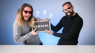 Exclusive SAMSUNG First Look...with Peter McKinnon!