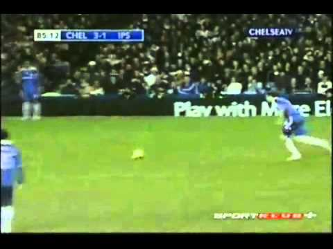 Frank Lampard -  the best long shots - Smack That!!