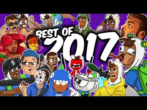 The Best Of BasicallyIDoWrk 2017!