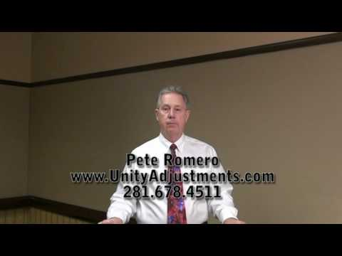 Licensed Public Insurance Adjusters, Claims Consultants: Video 6 - Appraisal, Arbitration