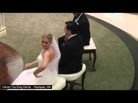 Celebration of Marriage ~ Elizabeth Ann McDonough and David Paul Lynch October, 31 2015