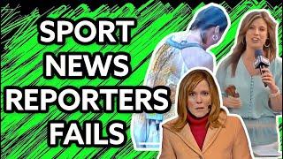 Sport News Reporters Fails - [U Fail Daily]