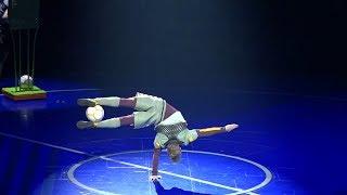 Цирк дю Солей посвятил новое шоу Лионелю Месси