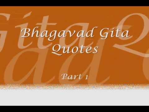 Bhagavad Gita Quotes (in English) #1
