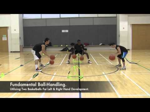 Hong Kong Basketball Academy - NCAA : College Prep Training 10.06.12