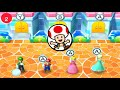 Mario Party The Top 100 - Luigi vs Rival Very Hard Difficult| Cartoons Mee