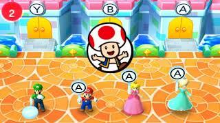 Mario Party The Top 100 - Luigi vs Rival Very Hard Difficult| Cartoons Mee