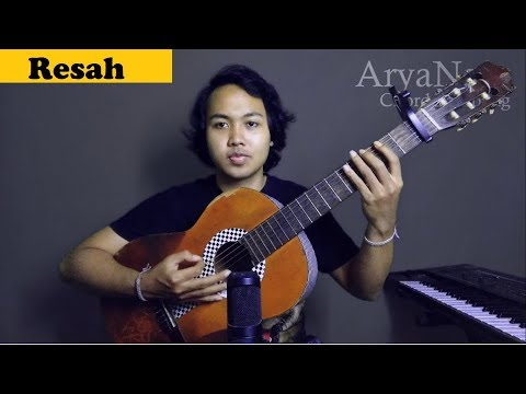 Chord Gampang (Resah - Payung Teduh) By Arya Nara (Tutorial)