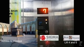 2015 revisit for idlift3000 and sumosoftinc sigma parking lifts at blok m square jakarta