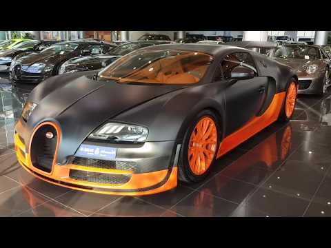Bugatti Veyron Super Sport (English)