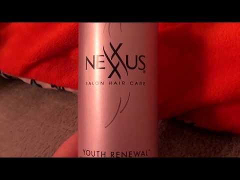 nexxus-youth-renewal-rejuvenating-dry-shampoo/review