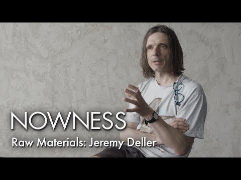 Raw Materials: Jeremy Deller