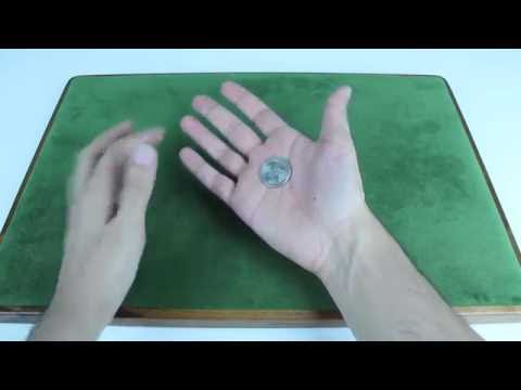 Coin Trick Tutorial - Make A Coin Appear Out of Thin Air [HD]