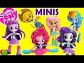 My Little Pony Equestria Girls Minis Dolls