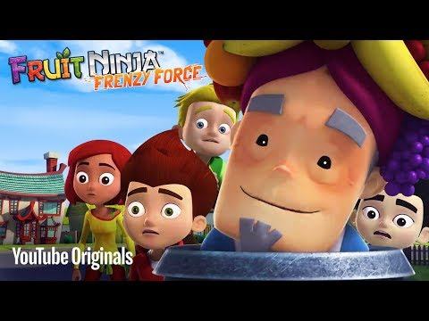 Fruitful Multiplication - Fruit Ninja Frenzy Force (Ep. 1)