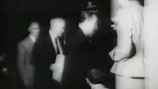 Jonas Salk Newsreel Polio Vaccine Discovered Stock Footage2.rv