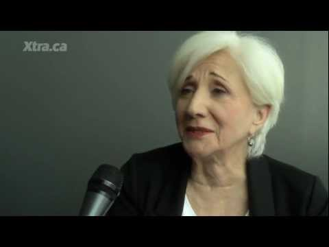 Olympia Dukakis on gay marriage and Cloudburst