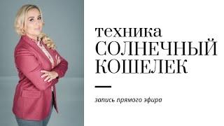 """Техника """"Солнечный кошелек"""" Татьяна Турятка"""