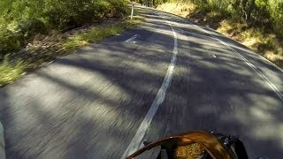 Buell XB12R Firebolt - Twisties - Gopro Hero 3 Black