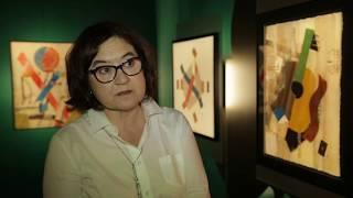 Зельфира Трегулова о выставке ''ИГРА'' /  Музей AZ