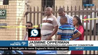 Jasmine Opperman reacts to Verulam mosque attack