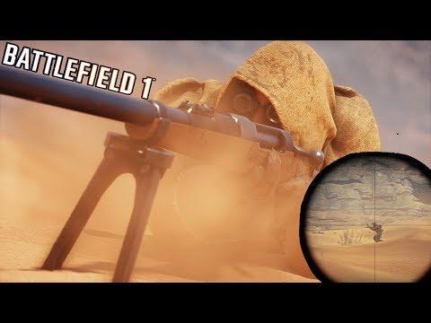 สงครามพายุทะเลทราย - Battlefield 1 [Ringingz]