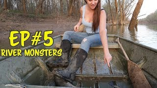 Trotlines | River Monsters (2019) Ep#5