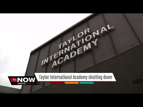 Taylor International Academy shutting down