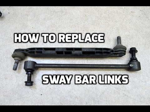 Repeat How to Change Sway Bar Link 2005 Chevy Cobalt by