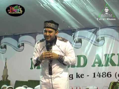 Habib Ahmad Al Habsy Maulid Nabi Muhammad SAW