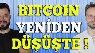 Bitcoin'deki Düşüş Devam Edecek mi? 20 Bin Dolarlar Gelir mi?