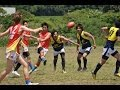 [Q4] POSEIDONS vs SUNS - 2014 AFL JAPAN TOP LEAGUE