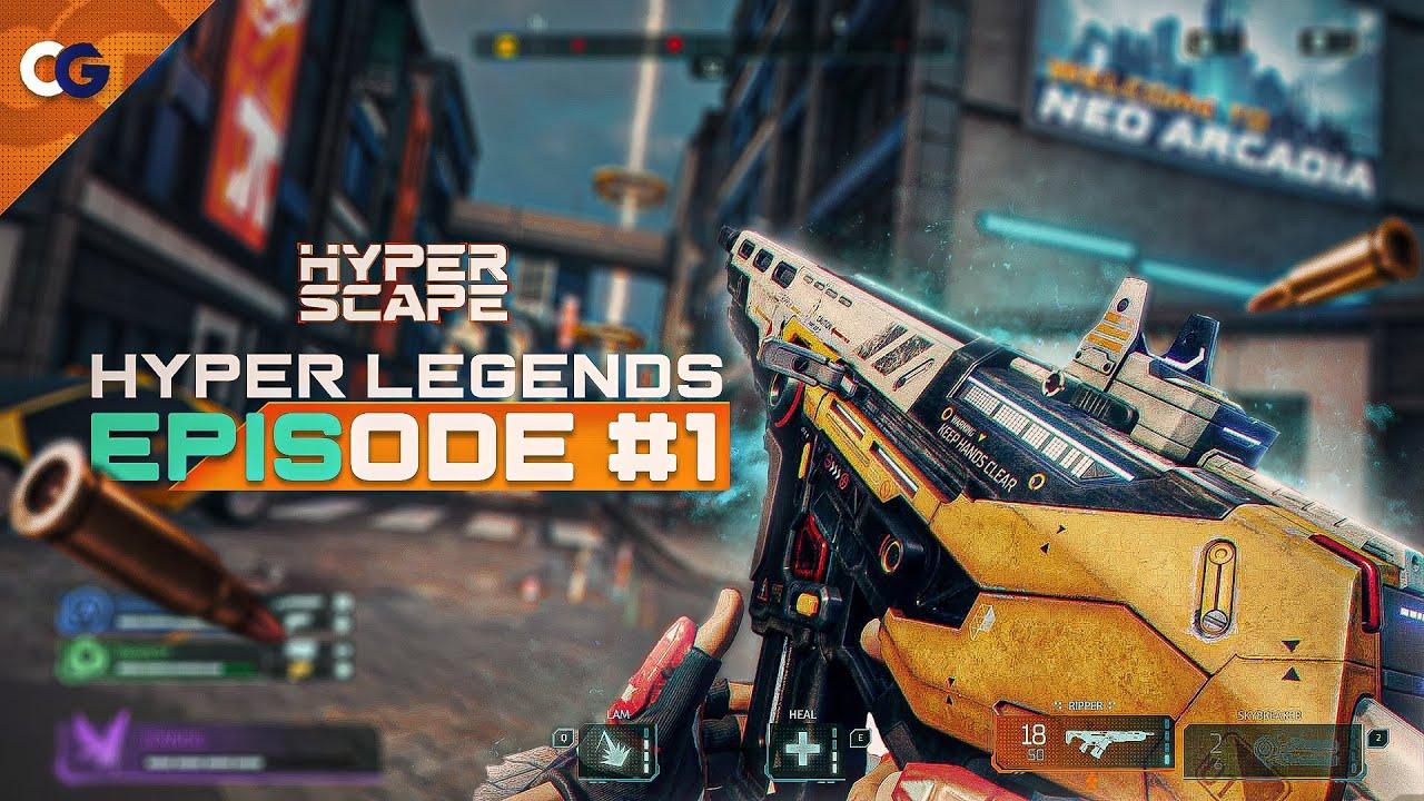 Hyper Legends - Episode #1