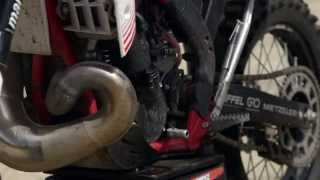 2013 Gas Gas XC 300   Dirt Rider 300cc Off-Road Two-Stroke Shootout