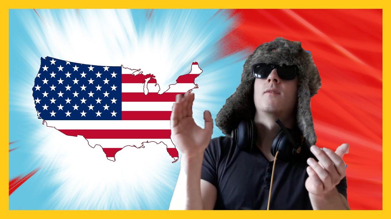 DA LI ZNAŠ SVE DRŽAVE U SAD?   POGODI DRŽAVE SAD