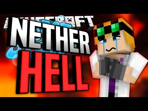 Minecraft - NETHER HELL - Project Ozone #41