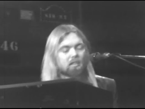 The Allman Brothers Band Blind Love