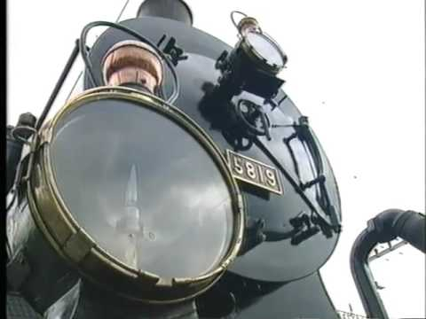 La Parade des locomotives