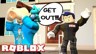 AM I KICKED OUT OF THE HOUSE?! | Roblox Eviction Notice! | MicroGuardian