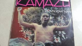 Kamazu African Man